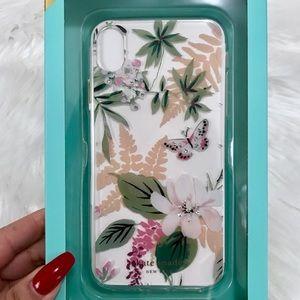 Kate Spade ♠️ iPhone XR case 🌺